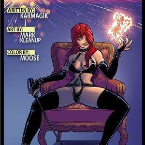 Omega Girl - Issue 5 PornComix JAB Comics 001