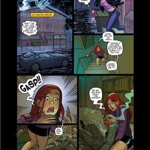 Omega Girl - Issue 5 PornComix JAB Comics 003
