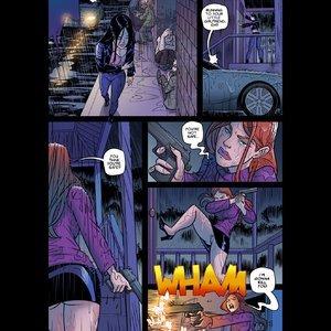 Omega Girl - Issue 5 PornComix JAB Comics 005