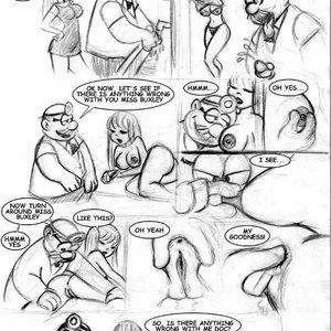 Other Cartoon Comic JAB Comics 104