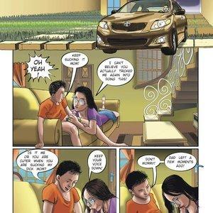 Porn Comics - Cream 4 Milftoons Cartoon Comic