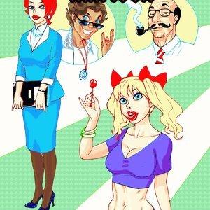 Porn Comics - Original Milftoons Cartoon Comic