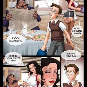 Porn Comics - MTCN Milftoons Porn Comic