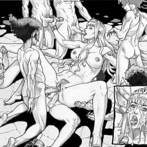 Milf Town Milftoons Cartoon Porn Comic