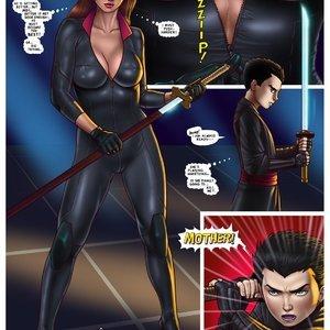 Porn Comics - Talia Milftoons Sex Comic
