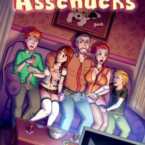 Porn Comics - The Asschucks – Issue 1 Milftoons Porn Comic