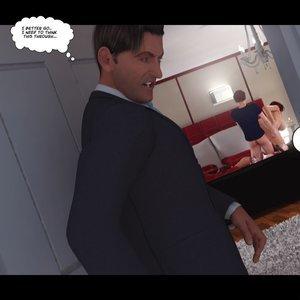 Heavy Sleeper Thief - Issue 2 Porn Comic