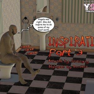 Porn Comics - Inspiration 3 Sex Comic