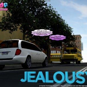 Porn Comics - Jealousy PornComix