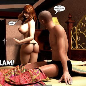 Like Whores Cartoon Porn Comic Your3DFantasy Comics 082