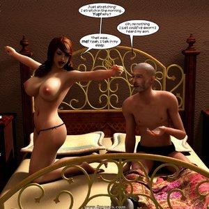Like Whores Cartoon Porn Comic Your3DFantasy Comics 083