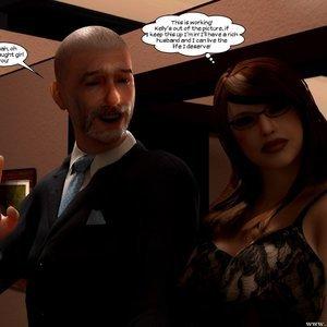 Like Whores Cartoon Porn Comic Your3DFantasy Comics 091