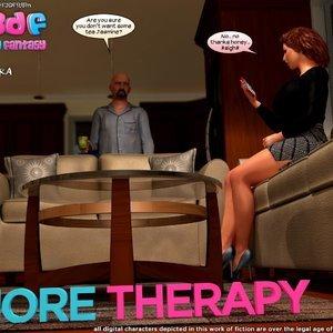 Porn Comics - More Therapy Sex Comic