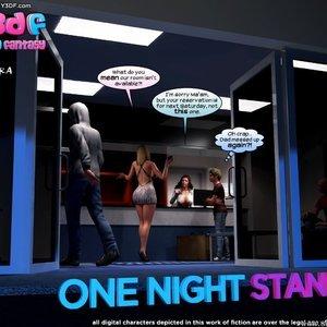 One night stand PornComix Your3DFantasy Comics 001