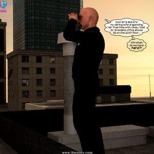 Semen All Over Me Cartoon Comic Your3DFantasy Comics 016