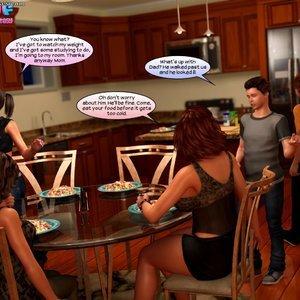 Semen All Over Me Cartoon Comic Your3DFantasy Comics 041