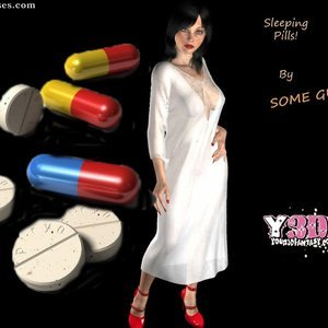 Porn Comics - Sleeping Pils 1 Sex Comic