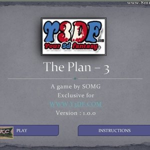 Porn Comics - The Plan 3 Cartoon Porn Comic